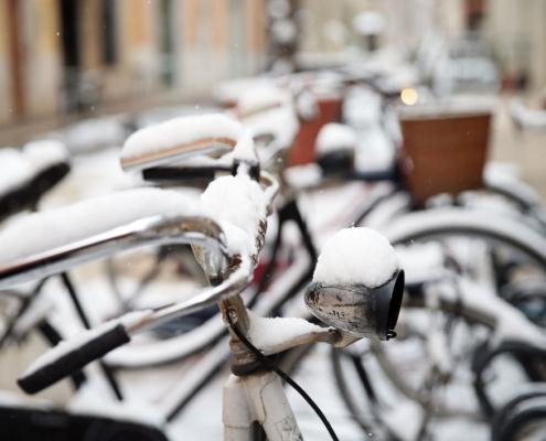 Neve a Verona - Emanuele Pennacchio