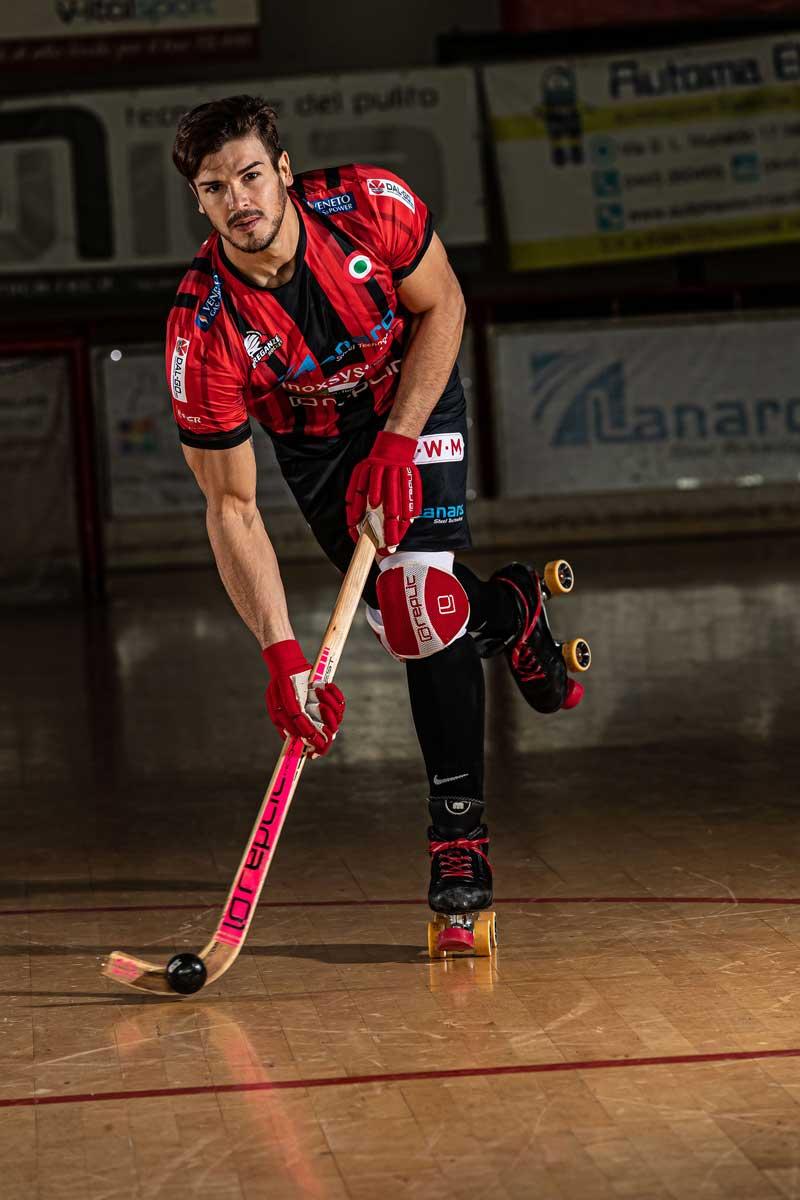 Hockey Breganze Emanuele Pennacchio